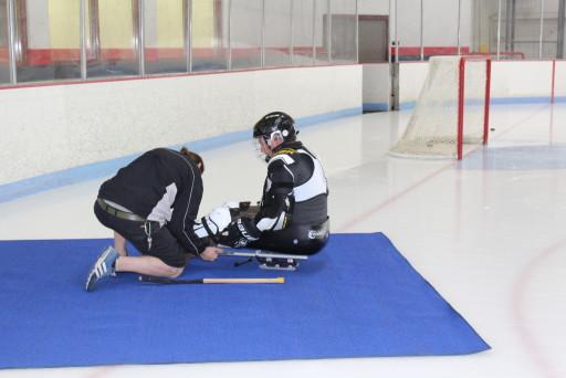 Kodiak Sled Hockey-Mike Phillips
