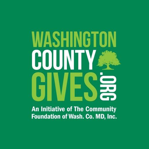 Washington Co Gives Color Logo On Green Vertical