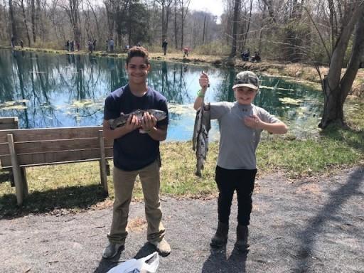 JAKES Day fishing1