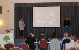 Cedar Ridge presentation