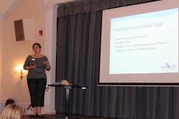 San Mar presentation