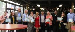 God's Grace Kick-Off Prize Winners